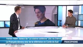 Le Français devenu star de la télévision en Corée du Sud