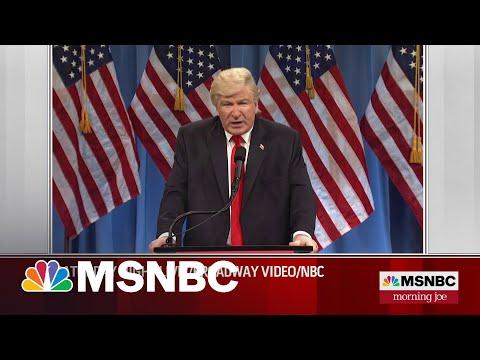 Trump Asked If DOJ And FCC Could Investigate 'Saturday Night Live'