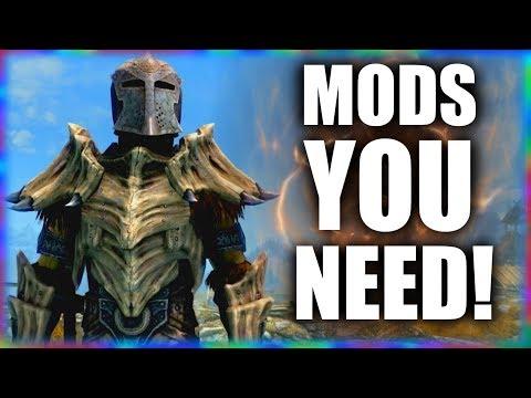 5 Essential Mods to make Skyrim more of an RPG