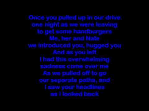 Eminem  -  Headlights  Lyrics