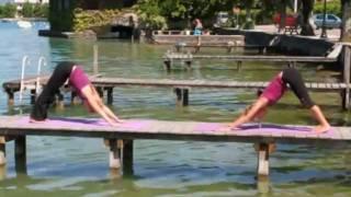 YogaChezMoi - Salutations au Soleil
