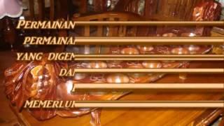 VIDEO PENGAJIAN MALAYSIA (permainan tradisional) friends_sekampung.com