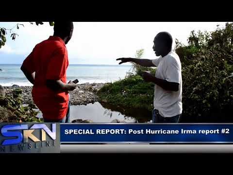 SPECIAL REPORT HURRICANE IRMA #2 (St. Kitts and Nevis)