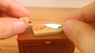 RE-MENT ASMR UNBOXING REALISTIC KITCHEN SET REMENT MOOMIN HOUSE'S KITCHEN