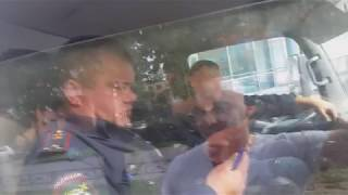 Вороватая эвакуация и безграмотный сотрудник ДПС Кировского района СПБ.