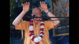 Romapada Swami: The Disappearance of Lord Krsna - Ypsilanti, MI on June 21, 2016