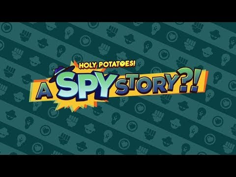 SPYING (Bullying) to STOP BULLYING - Holy Potatoes a Spy Story Gameplay Impressions