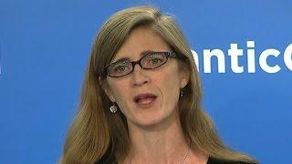 US ambassador rejects attack on intel agencies
