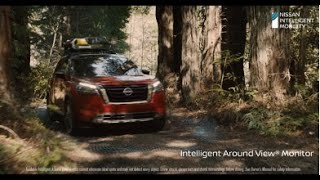 homepage tile video photo for All-New 2022 Nissan Pathfinder | Tight Squeeze