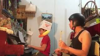 Bản xổ số miền bắc cực hay của 2 sinh viên Học Viện âm nhạc quốc gia Việt Nam. Kết hợp Piano vs Bầu.