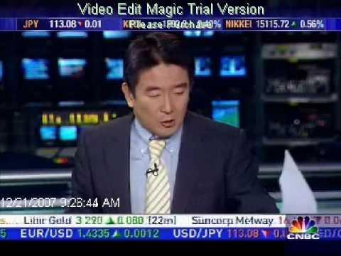 Feilio.com CNBC Squawk Box Interview