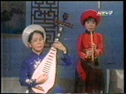 Vong Kim Lang --  Dan Tranh, Ty Ba, Tieu,