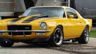 1973 Chevrolet Camaro Z/28 Test Drive  (Brutal Sound) thumbnail