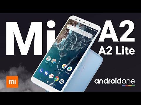 Xiaomi Mi A2 и Mi A2 Lite: быстрый обзор новинок Android One