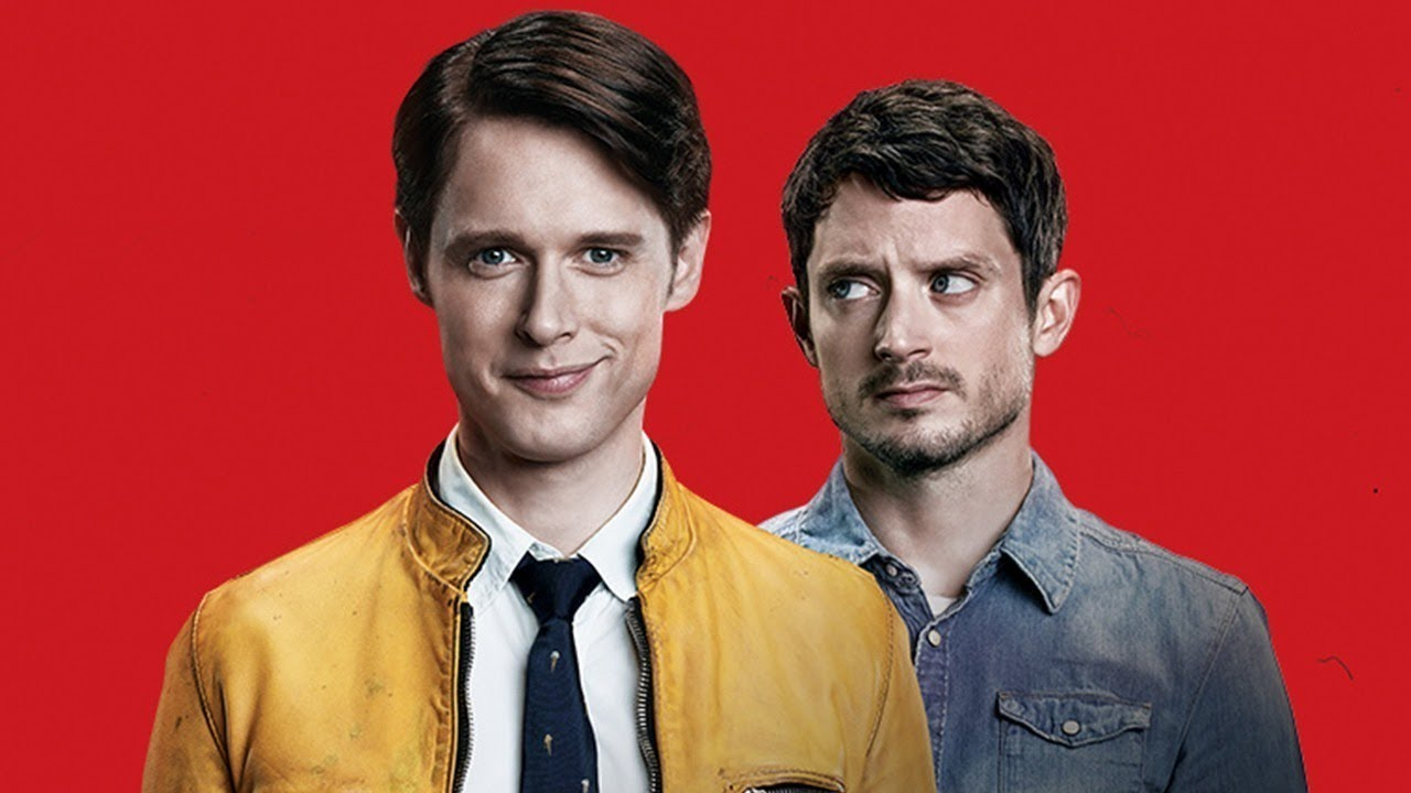 Elijah Wood & Dirk Gently Cast Explain S1 in 2 Minutes – NYCC 2017