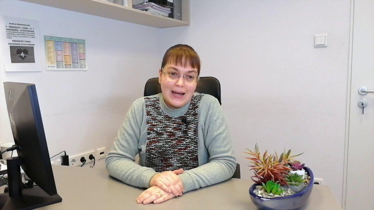 Endocare Intézet - Dr. Nas Katalin belgyógyász szakorvos