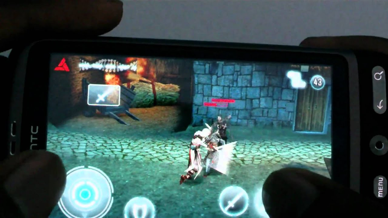 3d Spiele Android