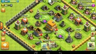Clash of clans#il me faisait peur#2