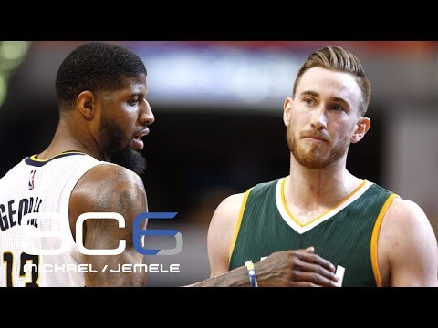 Celtics Trying To Sign Gordon Hayward And Trade For Paul George | SC6 | June 27, 2017