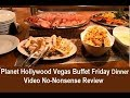 Inside Las Vegas (All-You-Can-Eat) at Planet Hollywood Casino Spice Market Buffet
