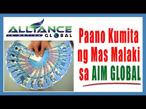 Paano Kumita ng Mas Malaki sa AIM GLOBAL - Kumikitang Kabuhayan (Official)