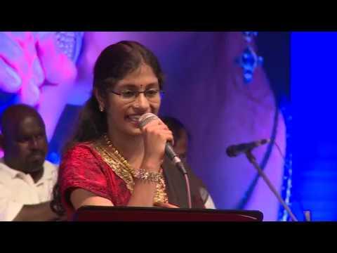PAADARIYEN  ALKA AJITH in GANESH KIRUPA Best Light Music Orchestra in Chennai