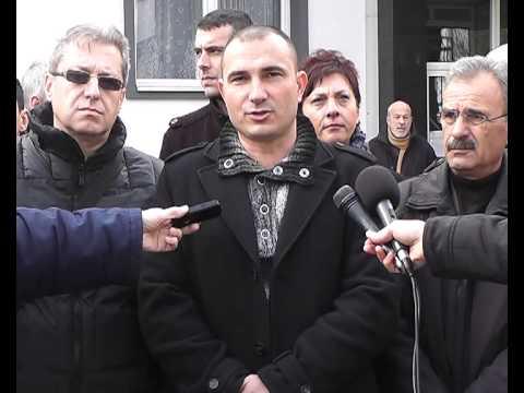 Генерал Стојанче Ангелов во Тетово 04.02.2013