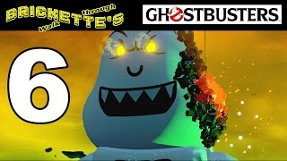 Part 6 The Final Showdown LEGO Dimensions Ghostbusters Story Pack WALKTHROUGH: ALL MINIKITS + RESCUE