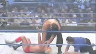 Ric Flair vs The Great Khali - Smackdown 2007