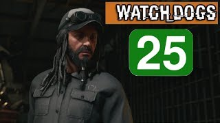 "Watch Dogs - Walkthrough - Part 25 ""A PIT OF PARANOIA"""