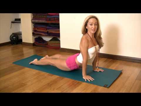 Upward Facing Dog in Ashtanga Yoga with Kino