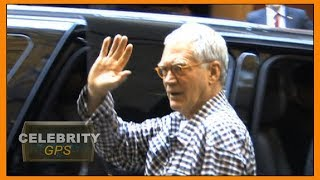 David Letterman is coming out of retirement - Hollywood TV