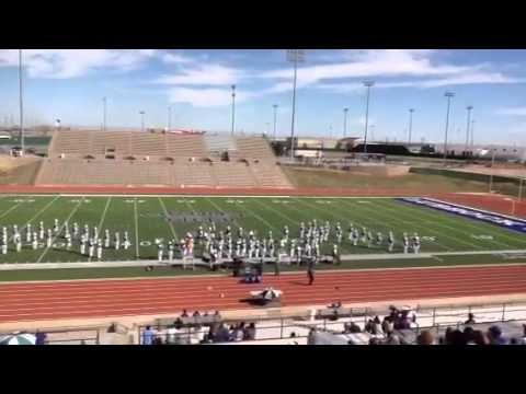 2012 Whiteface High School Marching Band