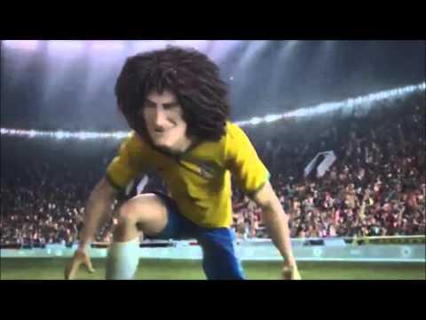 Nike Football Ronaldo song