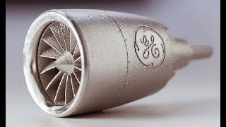 3D Printing with Machine Learning | Metal 3D Printing | GE | Additive Manufacturing