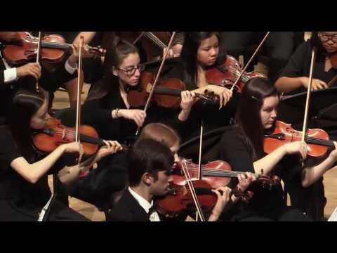 วิดีโอตัวอย่างวงดนตรีสากล : การบรรเลง วงออร์เคสตรา (ตัวอย่างลักษณะการจัดวง ยุคปัจจุบัน)