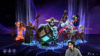 Le tas de sel - Heroes Of The Storm