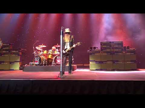 ZZ Top - La Grange - Town Toyota Center, Wenatchee 7/29/2018