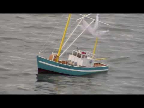 Bristol Bay Fishing Trawler  NO FISHING TODAY