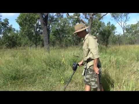 Metal Detecting in Australia