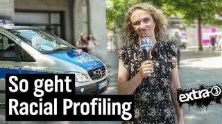 Reporterin Katja Kreml: Racial Profiling bei der Polizei