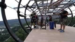 Прыжок с 207 метров / Банджи в SkyPark AJ Hackett Sochi