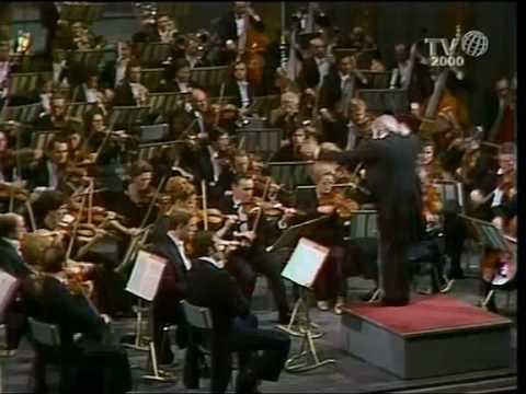 """Berlioz: """"Symphonie Fantastique"""" - 5th Mvt. - Leonard Bernstein"""