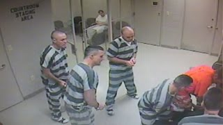 Texas Inmates Break Out Of Cell To Save Guard (Video) thumbnail