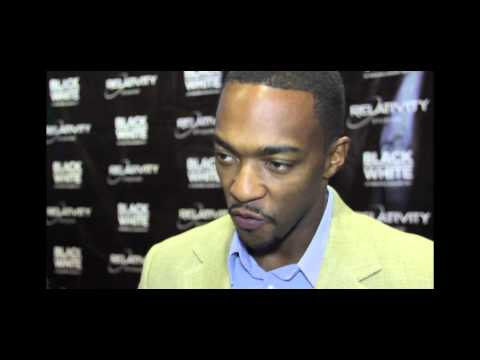 Black or White - Red Carpet Detroit Premiere with interviews