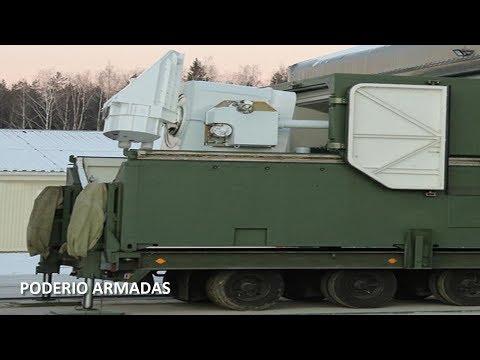 La Nueva Súper Arma Láser De Rusia Para Destruir Satélites Militares Y Ultrasecretos De EEUU Y OTAN