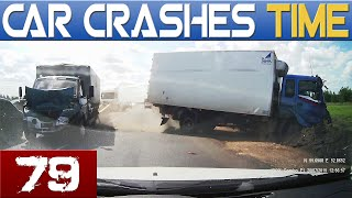 Dashcam Accidents Compilation - August 2015 - Episode #79 HD