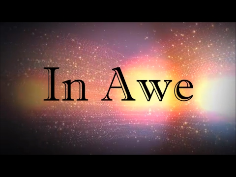 Hollyn - In Awe (Lyric Video)