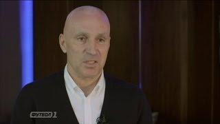 Александр Ярославский: Я очень доволен, что Шахтер играет в Харькове