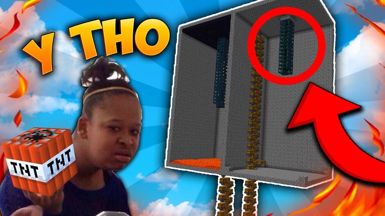 WEIRDEST BASE RAID YET!   Minecraft Factions - YouTube